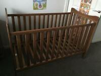 Kub ECO collection Cot bed