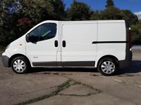 Renault Traffic DCI 115, 57 reg, owned since new, Roof rack, Tow bar, AC, 1 year MOT £2499 ono