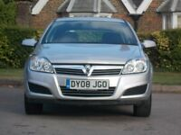 VAUXHALL ASTRA 1.4 PETROL LOW MILEAGE 43,000 ONLY! 12 MONTH M.O.T EXCELLENT CONDITION
