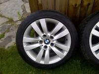 BMW Rims And Toyo Tires, 17 Inch