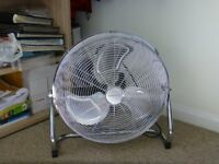 18 inch electric cooling fan