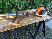 Professional Stihl grass trimmer - FS 70 RC - spares or repair - needs gearhead