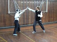 Renaissance Fencing Classes
