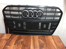 Audi A5 Quattro grill 2013