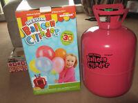 Helium Balloon Cylinder