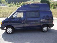 Classic 1991 VW T4 Transporter Hightop Campervan