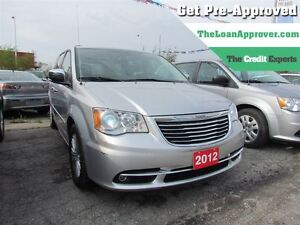 2012 Chrysler Town & Country Limited | NAV | LEATHER | DVD | CAM