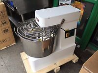 CATERING COMMERCIAL NEW ITALIAN PIZZA BAKERY DOUGH MIXER FAST FOOD RESTAURANT CAFE BAR KITCHEN SHOP