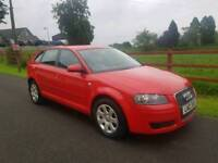 2008 AUDI A3 SPECIAL EDITION 1.6 *ONE YEAR MOT*