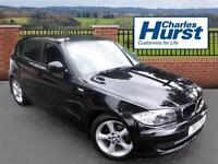 BMW 1 Series 116D SPORT (black) 2011-03-11