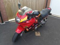 Honda cbr 600f for sale. full Mot.