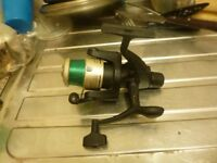 large course fishing reel