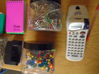 JOBLOT STATIONERY OFFICE SUPPLIES SPARES REFILS