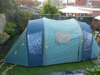 Attwoolls Bibury 6 Man Tent