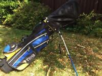Tiger Youth Golf Club Set