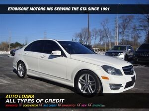 2014 Mercedes-Benz C-Class C300 4-MATIC, EXTREMELY CLEAN