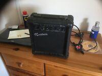 G10 rock burn amp