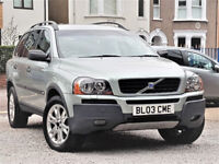 7 Seater-- Volvo XC 90 Automatic 2.9 T6 SE AWD -- Navigation -- CREAM LEATHER -- Volvo XC90 7 Seater