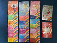 23 Rainbow Magic books (great for party bag gift)