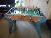 FOOTBALL TABLE - very good condition