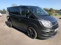 Ford transit custom day/camper can