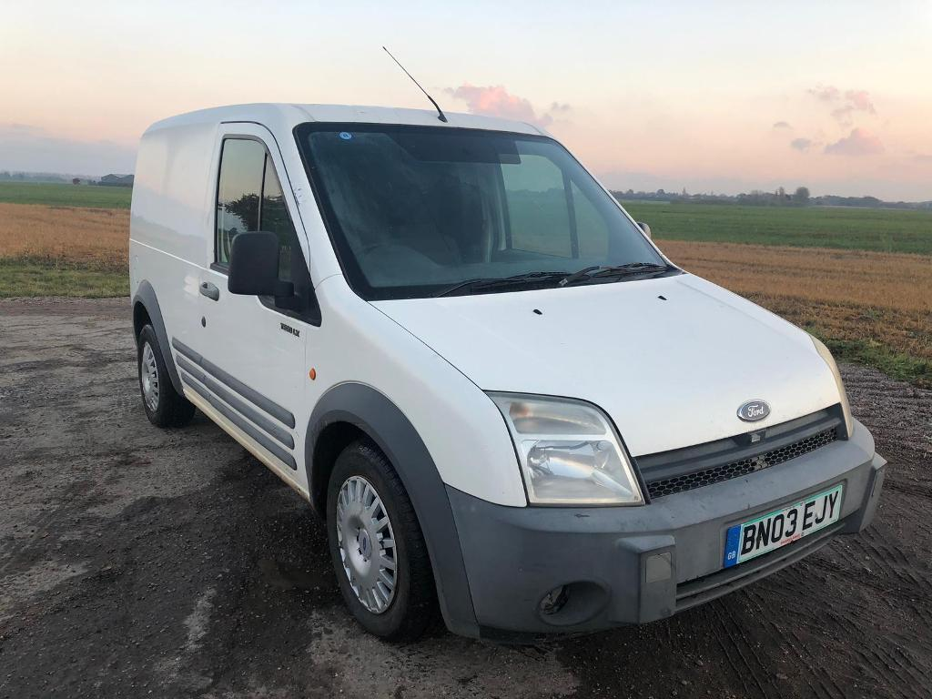110378a3a2 2003 ford transit connect 1.8 diesel