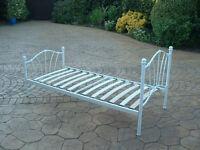 Single Bed Frame with slatted base