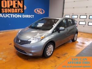 2014 Nissan Versa Note 1.6 AUTO! BACK UP CAMERA!