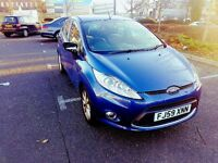 CHEAP FORD FIESTA 1.4TDCI 2009 LOW MILEAGE FOR QUICK SALE