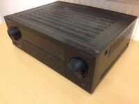 Pioneer VSX-324 Home Cinema HDMI Receiver, Faulty, all parts intact, Power Port Missing.
