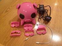 Pink Ipig Speaker