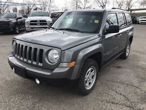 2014 Jeep Patriot North - 4X4 - BLUETHOOTH - HEATED SEATS