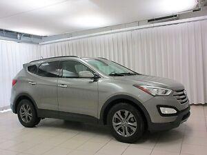 2013 Hyundai Santa Fe FRESH TRADE!!! SPORT 2.0 T AWD SUV w/ HEAT
