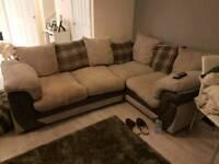 Corner sofa £120