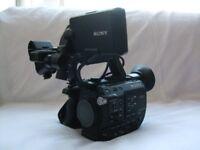 SONY PXW-FS5 4K CAMCORDER BODY