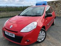 2009 09 RENAULT CLIO EXTREME 1.2 - *ONLY 1 FORMER KEEPER* - AUG 2018 M.O.T - CLEAN EXAMPLE!!