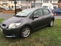 2007 Toyota Auris 1.6cc Long MOT HPI Power Windows Remote Keys P/x Welcome