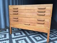 Plan chest / architects drawers