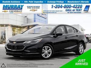 2016 Chevrolet Cruze LT Auto *Accident Free, OnStar, Remote Star