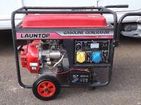 Launtop 8KVA generator