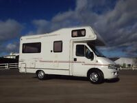 2003 COMPASS AVANTGARDE 400 2.0 HDI 67,000 MILES-U SHAPED LOUNGE 4 BERTH-HAB CHECK