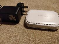 Netgear FS605 V3 Switch 5 Port