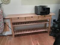 Ikea Sideboard/Table