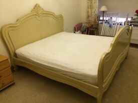 French style super king size bed