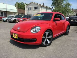 2012 Volkswagen Beetle Premiere+ NAVIGATION/LEATHER/MAGS