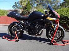 2006 Yamaha FZ6, Track bike with huge amount of spares Samford Valley Brisbane North West Preview