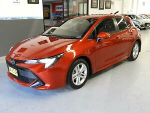 2019 Toyota Corolla MZEA12R Ascent Sport Hatchback 5dr CVT 10sp, 2.0i Red Constant Variable Pendle Hill Parramatta Area Preview
