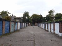 Garages to rent: Riverbank off Laleham Road Staines TW18 - perfect for storage