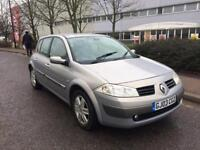 RENAULT MEGANE DYNAMIC 1.4 LOW MILAGE/HPI CLEAR not Clio corsa or Vauxhall Astra