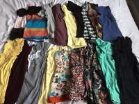 Ladies clothes bundle 50 items sizes 6/8